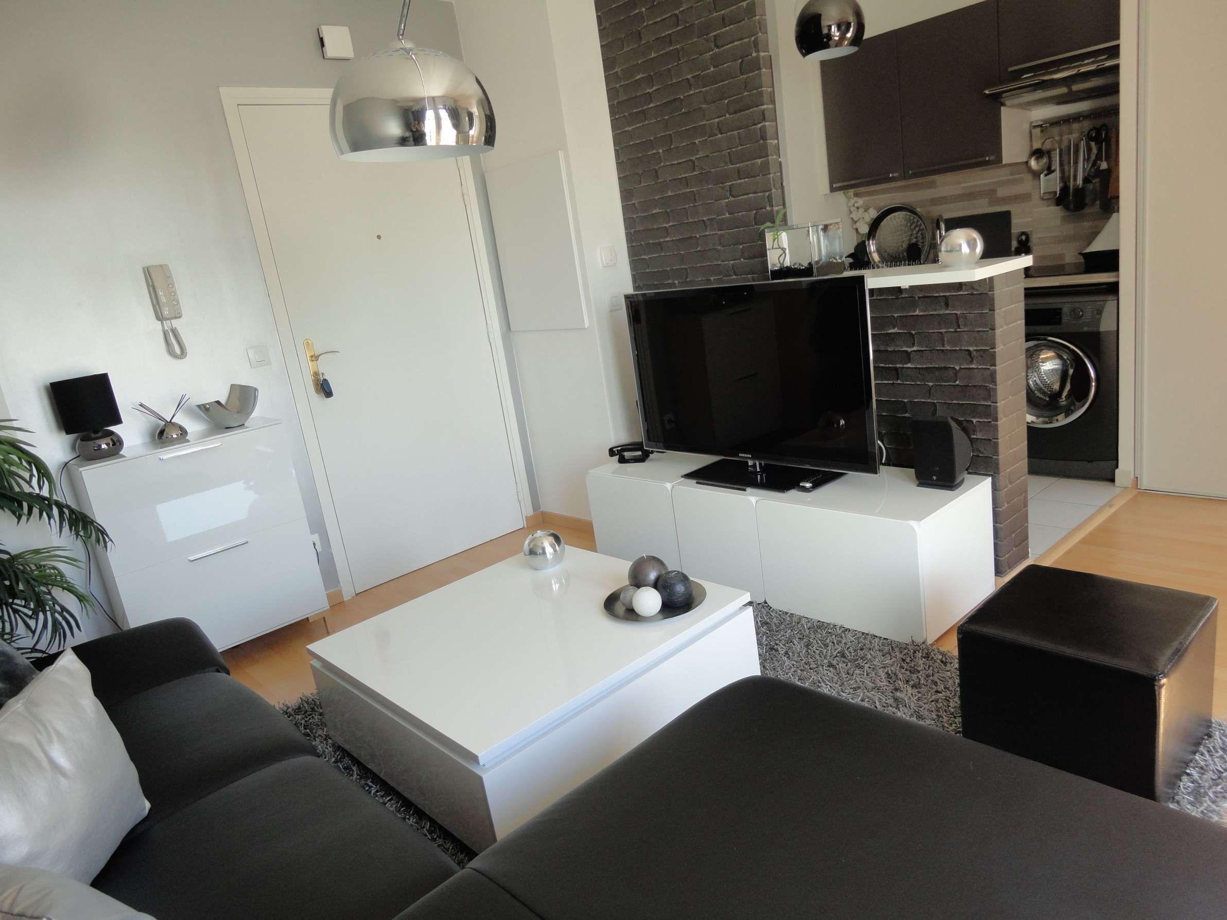 15+ Deco Salon Gris Blanc Noir - Designs de chambre, Designs de