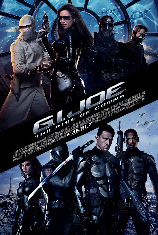 G I Joe The Rise Of Cobra 2009 Cartazes De Cinema