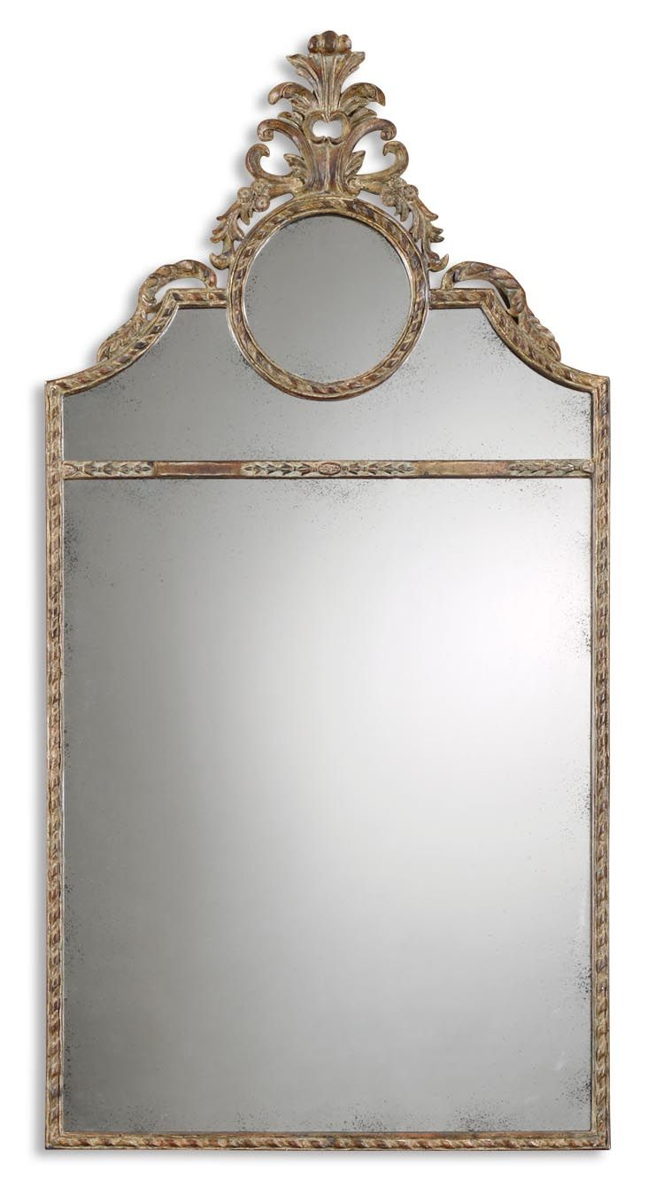 Uttermost Peggy Arched Mirror