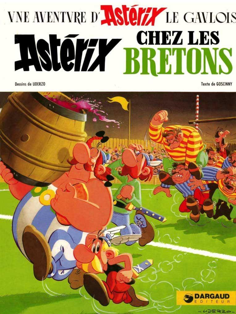 T08 Asterix Chez Les Bretons Asterix Chez Les Bretons