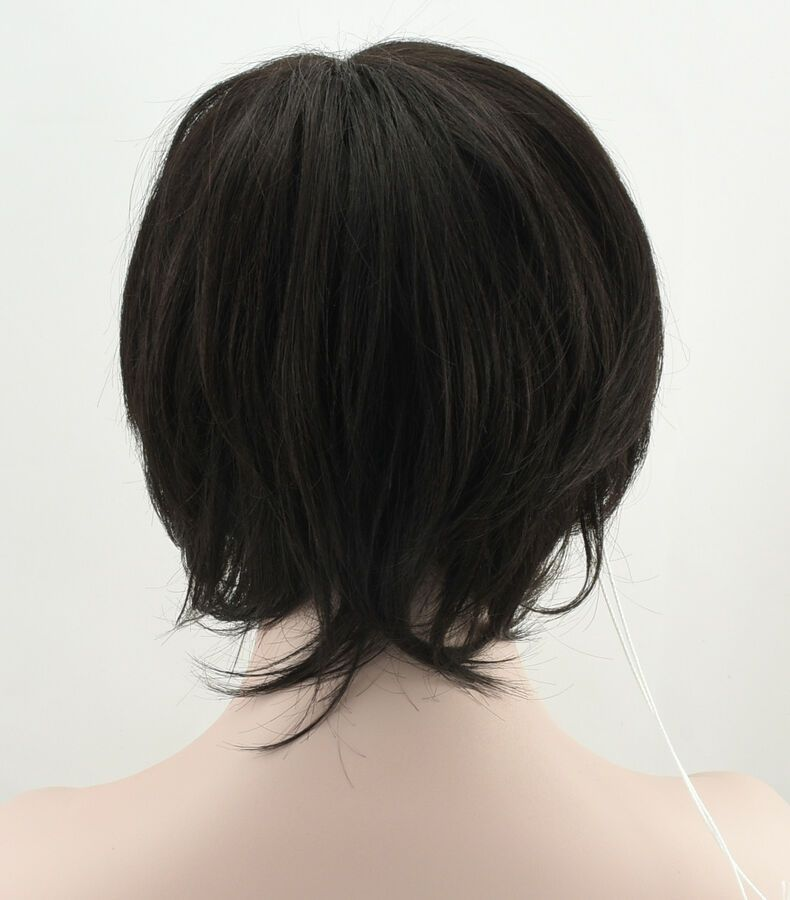 BERLIN TOPPER by NORIKO, EXPRESSO Color, Full Top Of Head