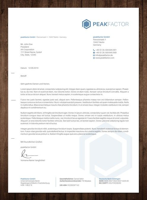 Business Letter For Innovative Software Company By Tcmenk  Logo