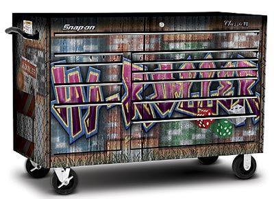 Snap On Custom Tool Storage Skins Toolguyd Automotive