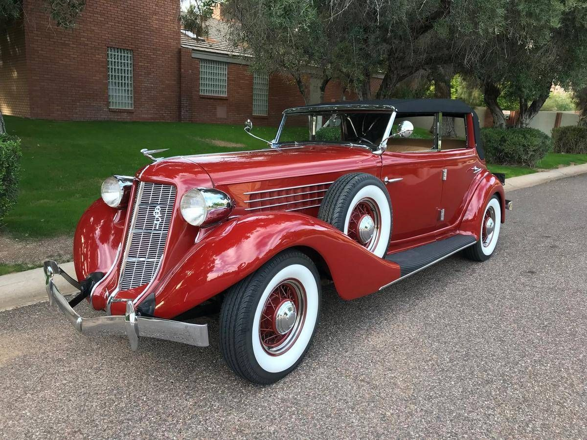 1935 Auburn 851 for sale #2030308 - Hemmings Motor News | Classic ...