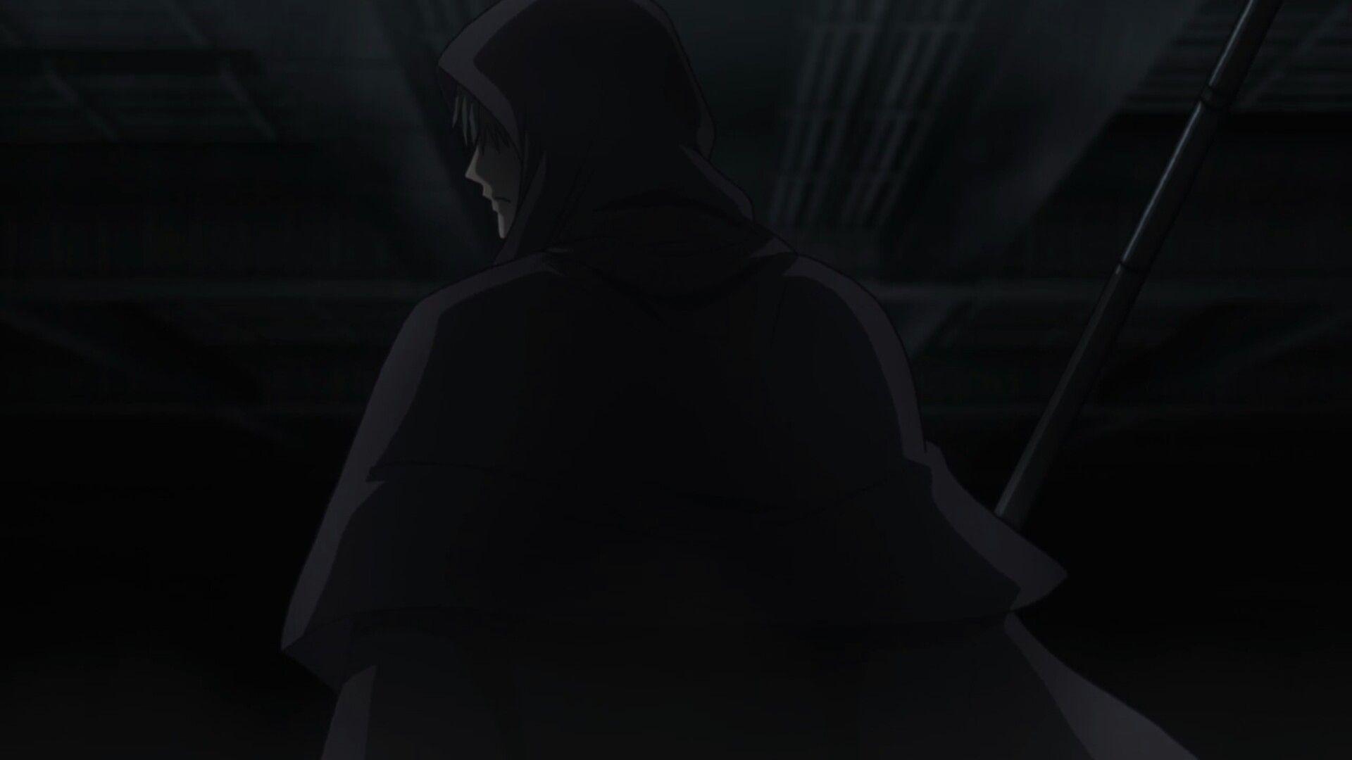 Amon Episode 9 Tokyo Ghoul Re Tokyo Ghoul Ghoul Tokyo