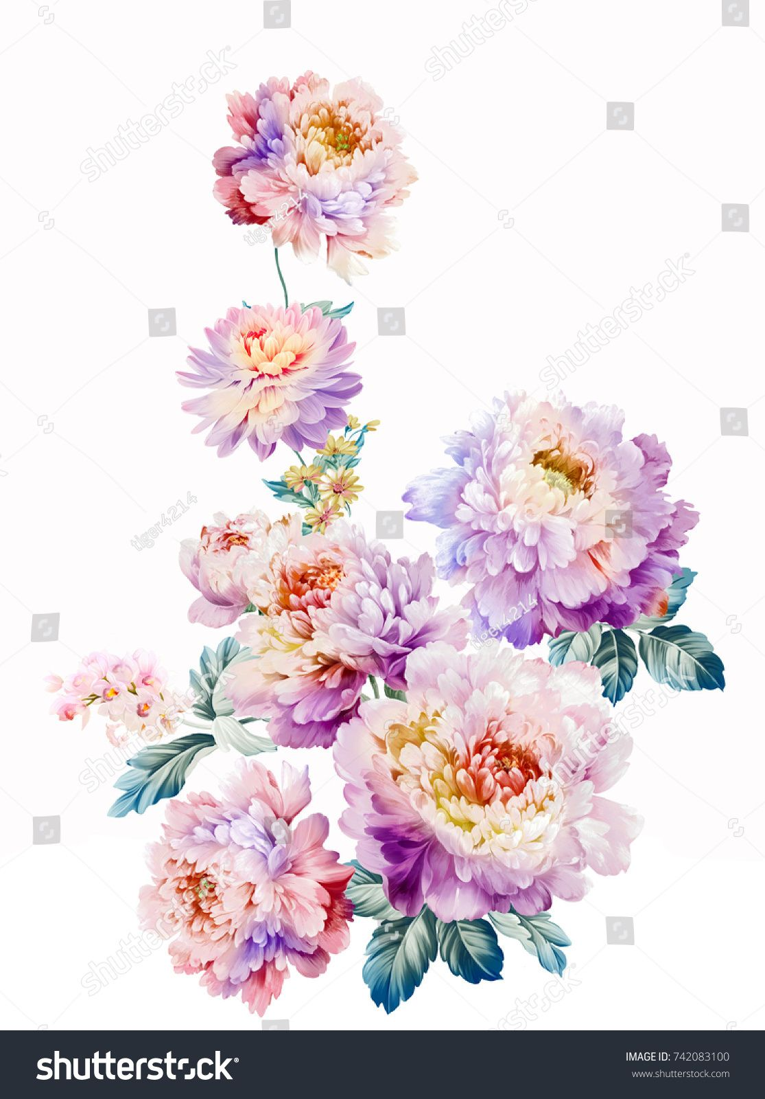 Enthusiasm Is Bold And Unrestrained Of Flowers The Leaves And Flowers Art Designunrestrained Bold Enthusiasm Flowers Flower Art Leaf Flowers Flowers