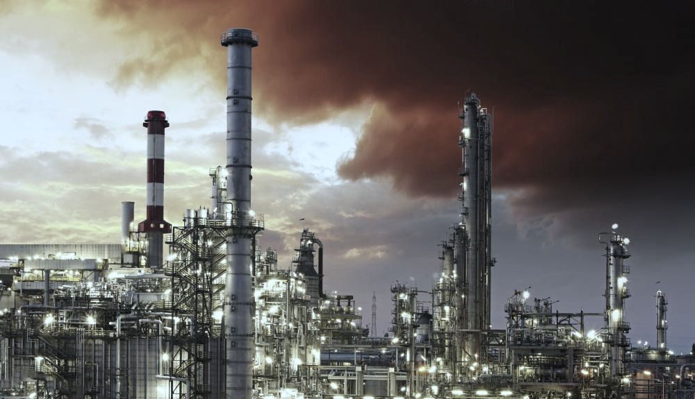 Led lighting used in industrial applications has to go