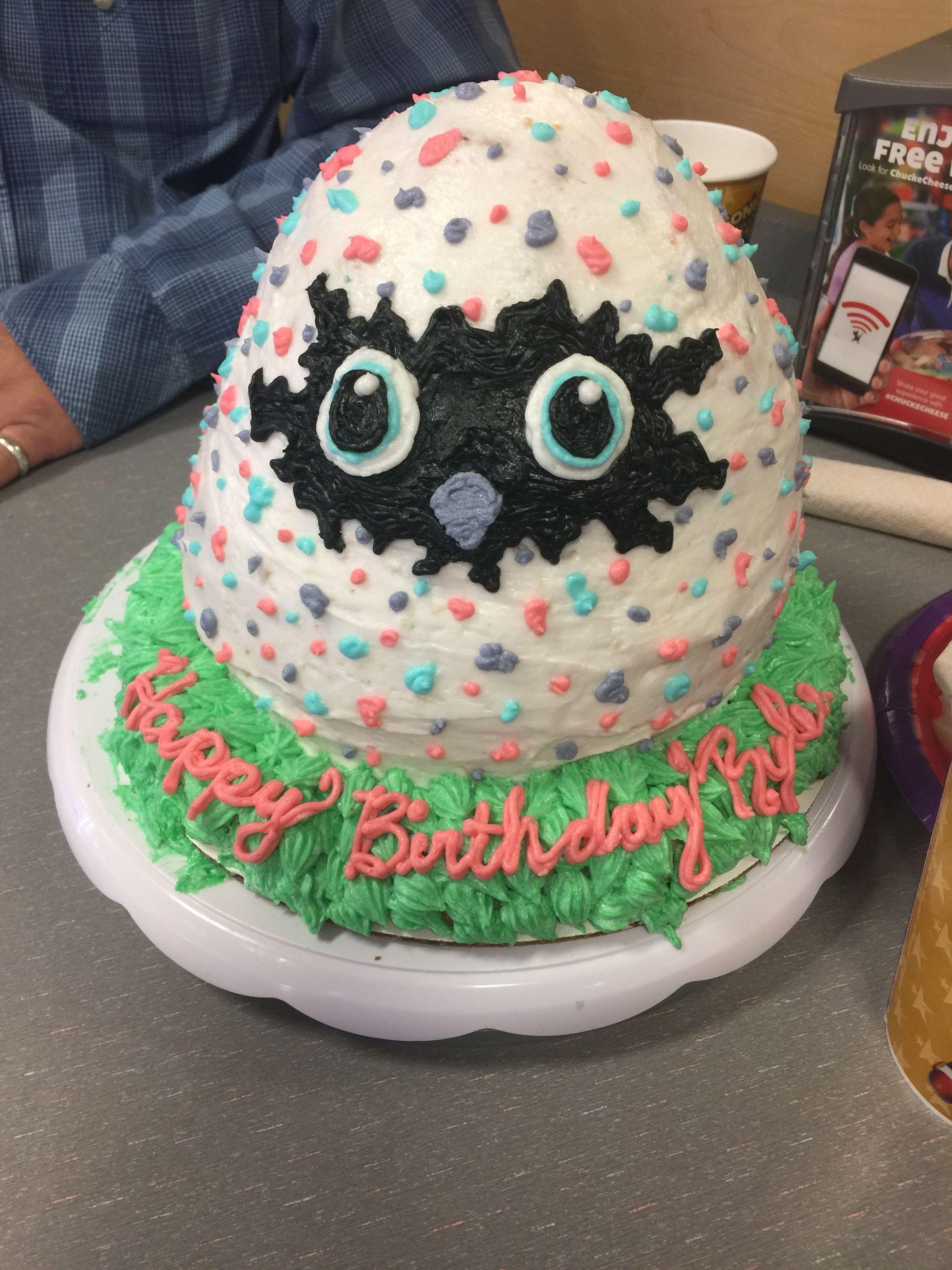 Hatchimal Cake