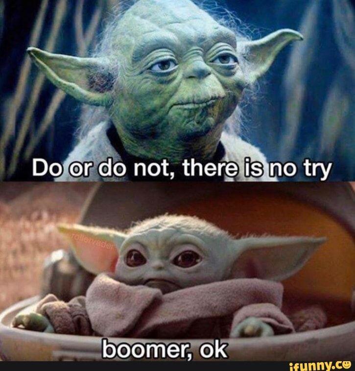 Best 10 Baby Yoda Memes Star Wars Memes Yoda Meme Funny Memes