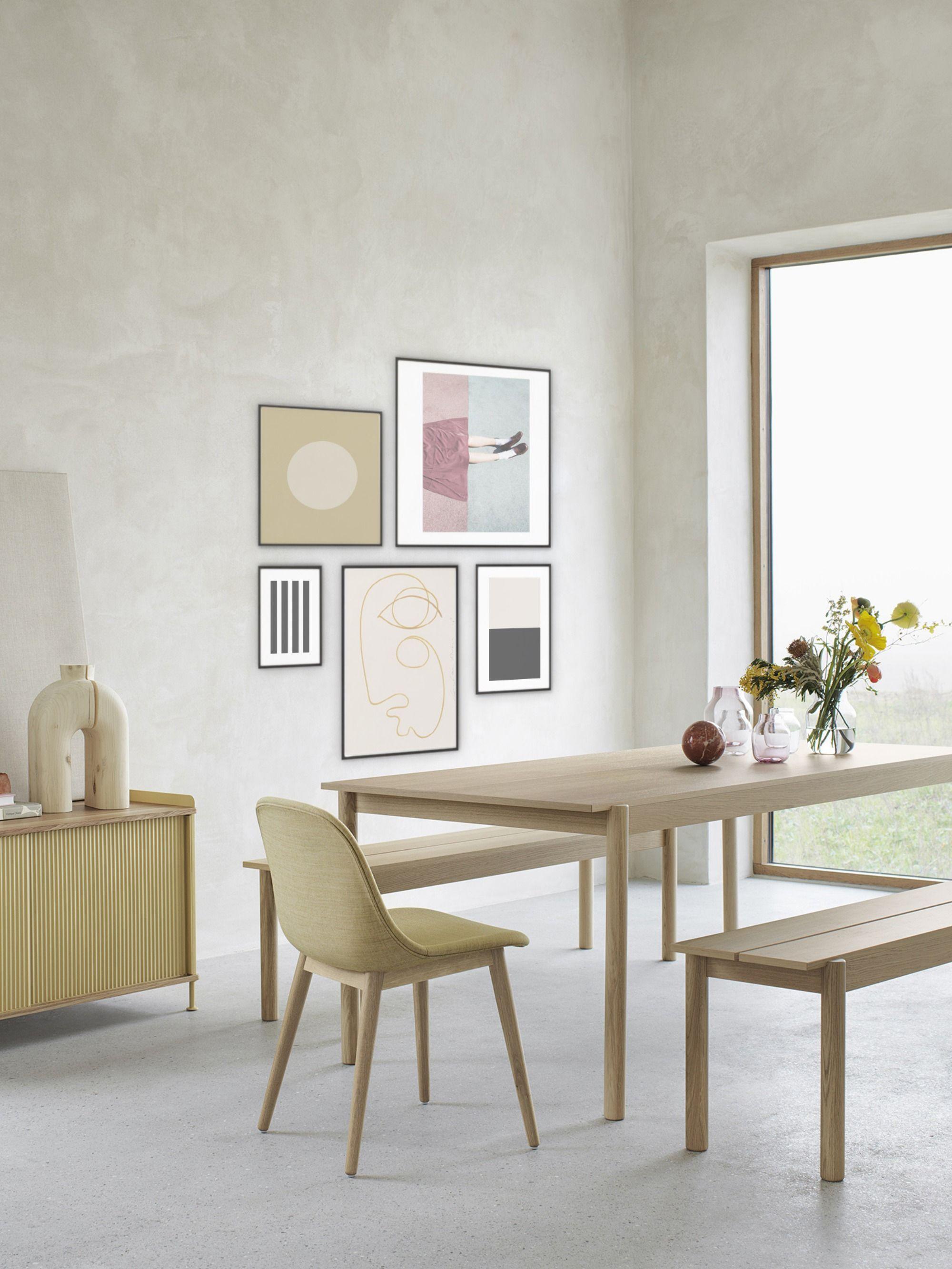 Bilder Aufhängen So Geht S Richtig Connox Magazine Bilderwand Gestalten Haus Deko Skandinavische Wohnräume