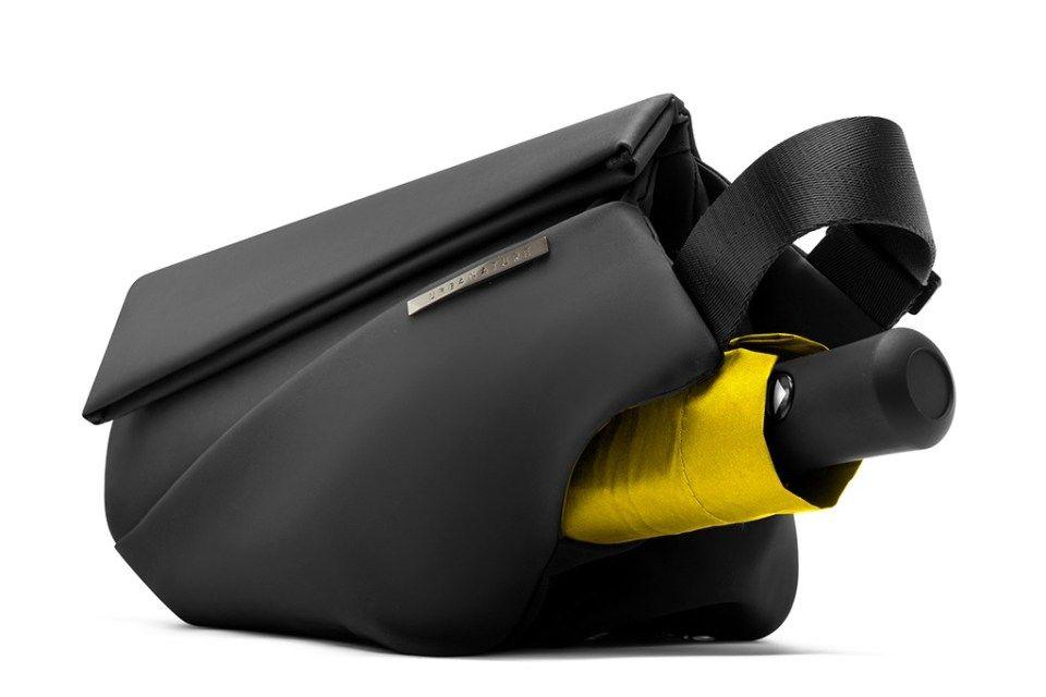 磁石開封が便利 コンパクトなのに収納力抜群のスリングバック Radiant Urban Sling Pack Bouncy バウンシー 2020 スリングバック スリング ハンドバック
