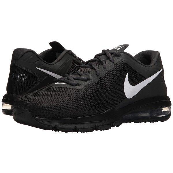 nike air max totale tr (nero / bianco) uomini tra le scarpe di formazione