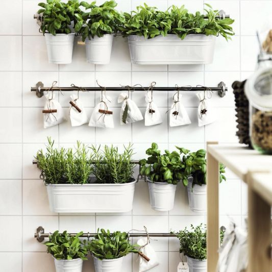 Petit jardin daromates suspendu muramur repost ikeafrance · ikea decohome designgreen
