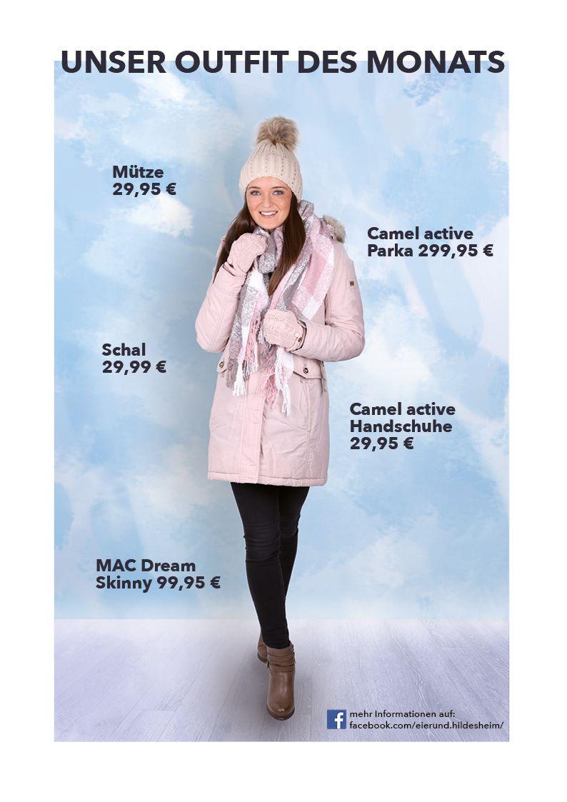 Winter Outfit 2016: Unser Lieblingslook für Damen!   Outfit