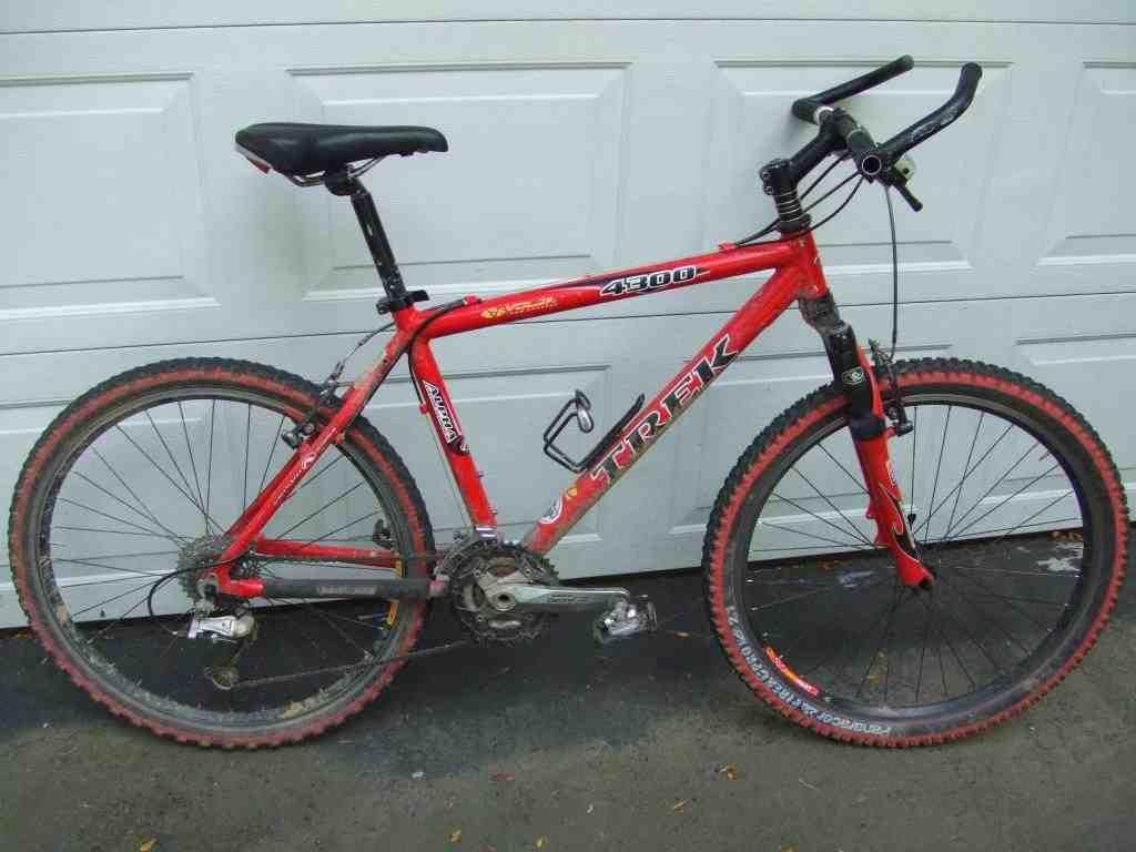 82b74b1fcdb 2004 Trek 4300 | Best trek 4300 | Trek, Sports equipment, Sports