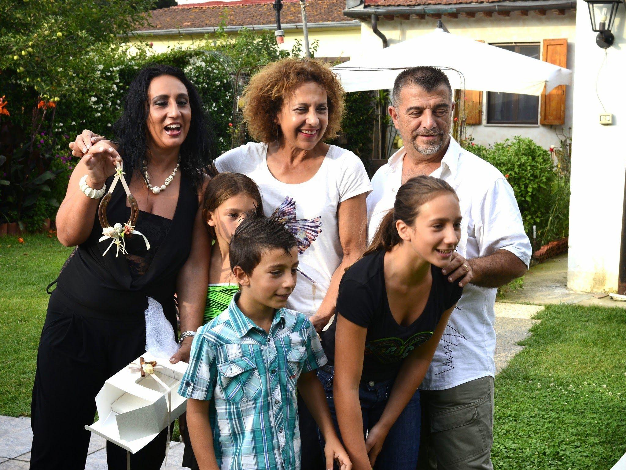 amata famiglia