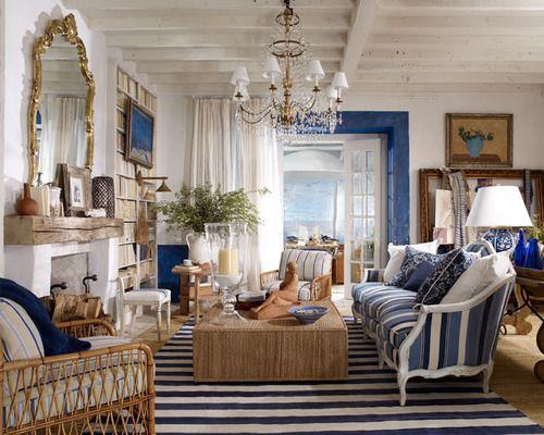 Ralph lauren vivir en la playa que encuentro con la naturales interiores casas y casas bellas - Ralph lauren casa ...