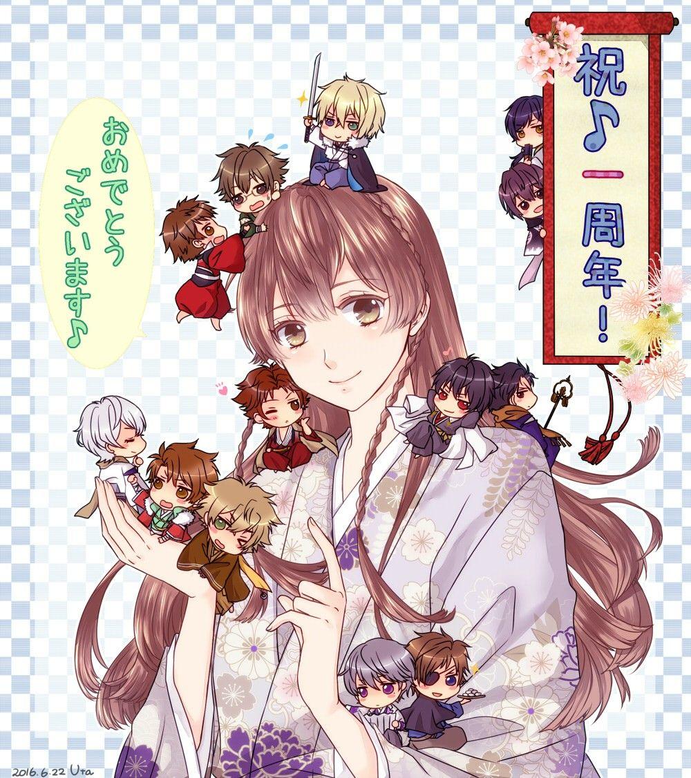 Ikemen sengoku anime lovers anime guys anime art beautiful