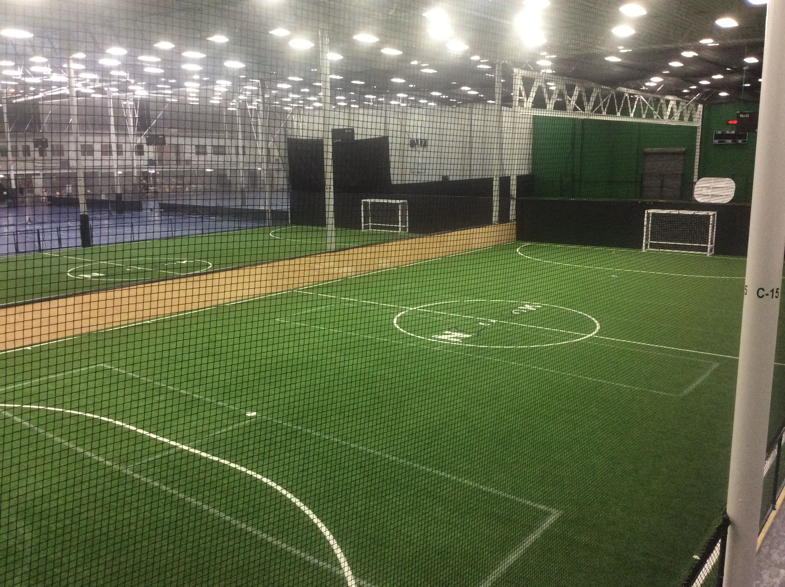 The Soccer And Field Hockey Pitch Spooky Nook Sports Healthy Dinner Recipes Easy Easy Healthy Dinners