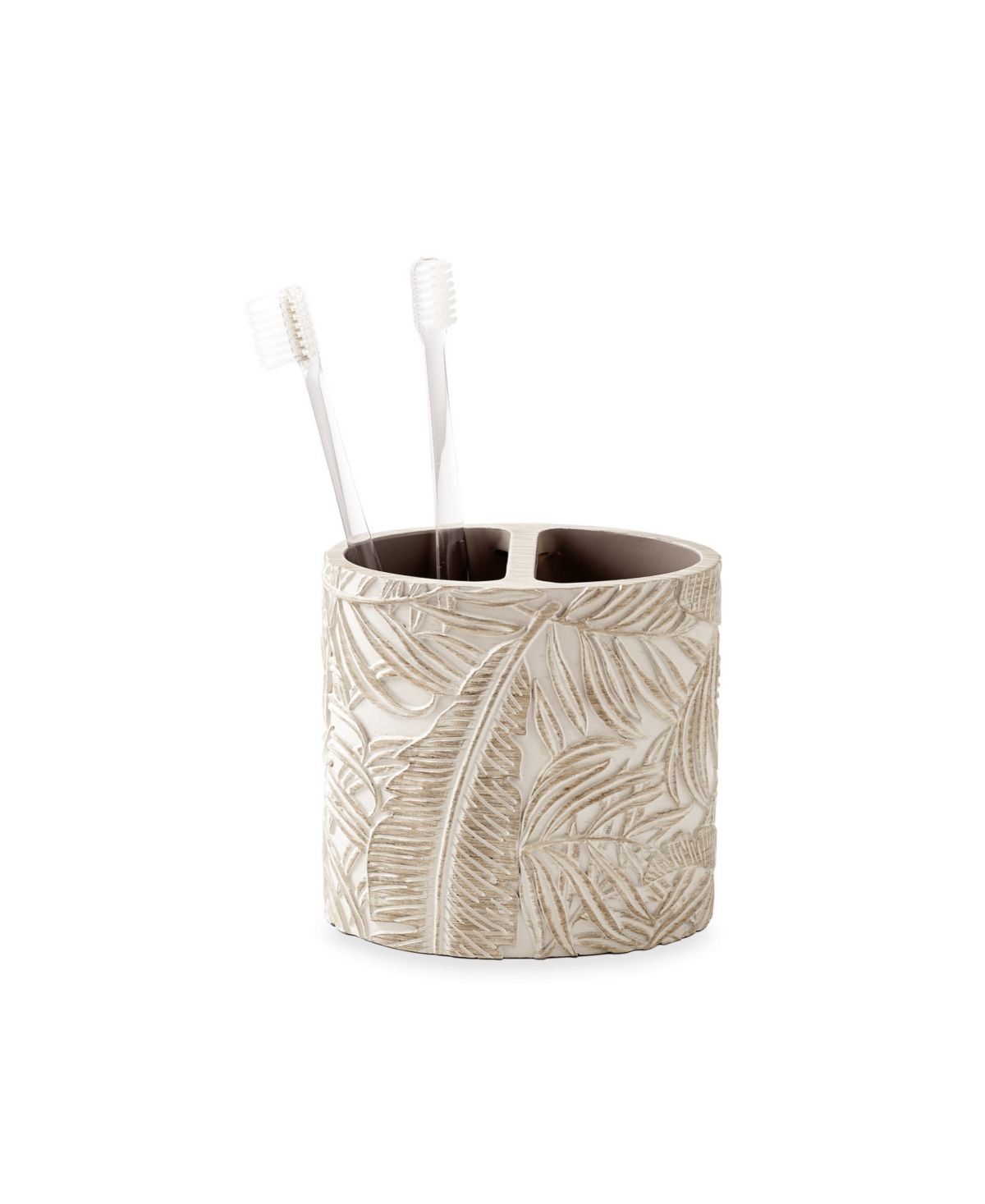 Destinations Palm Wood Bath Accessories Reviews Bathroom Bed Macy S Toothbrush Holder Brushing Teeth