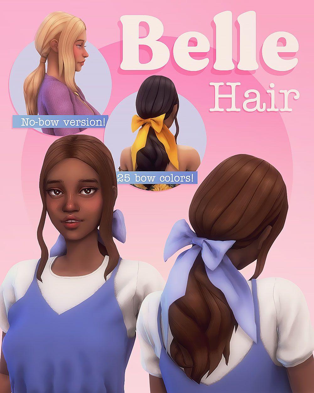 Photo of Belle Hair