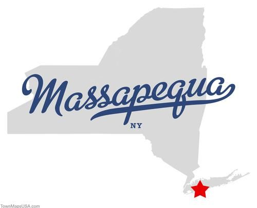 Massapequa, New York :)  I used to think the name belonged to a tribe, now I read it is a  Native American name for the location. I prefer thinking it was a tribe that lived here first.