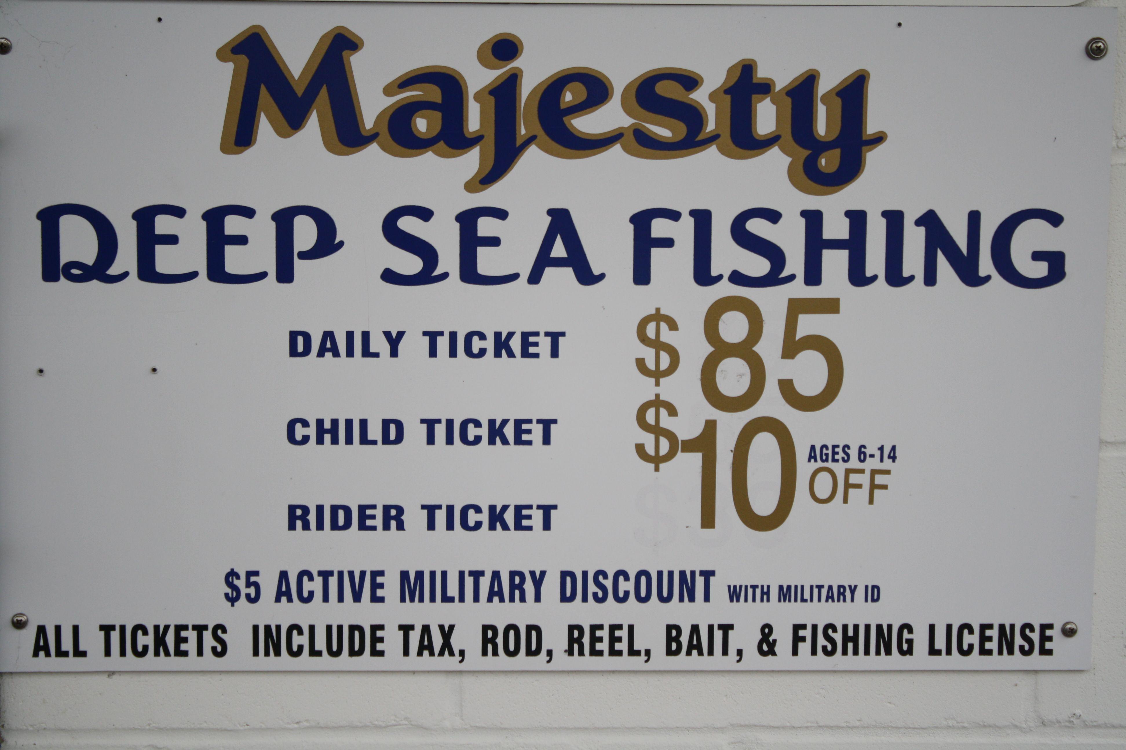 Deep Sea Fishing Majesty Deep Sea Fishing Deep Sea Fish
