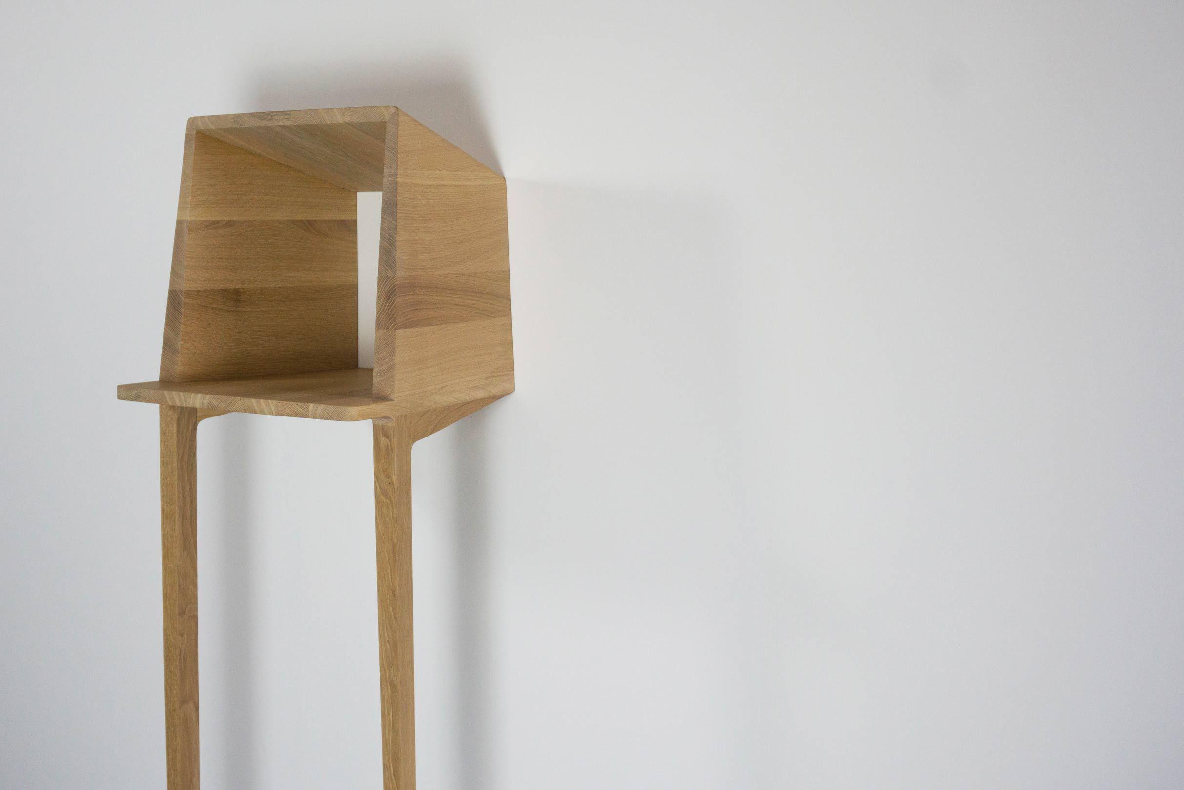 Escale Design Cher Ami Le Puy En Velay Bois De Chene Contemporain