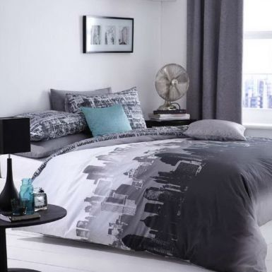 bed linen sets argos cheap uk this city scape double duvet cover set add stylish finishing touch bedroom the reversible features sheets sale