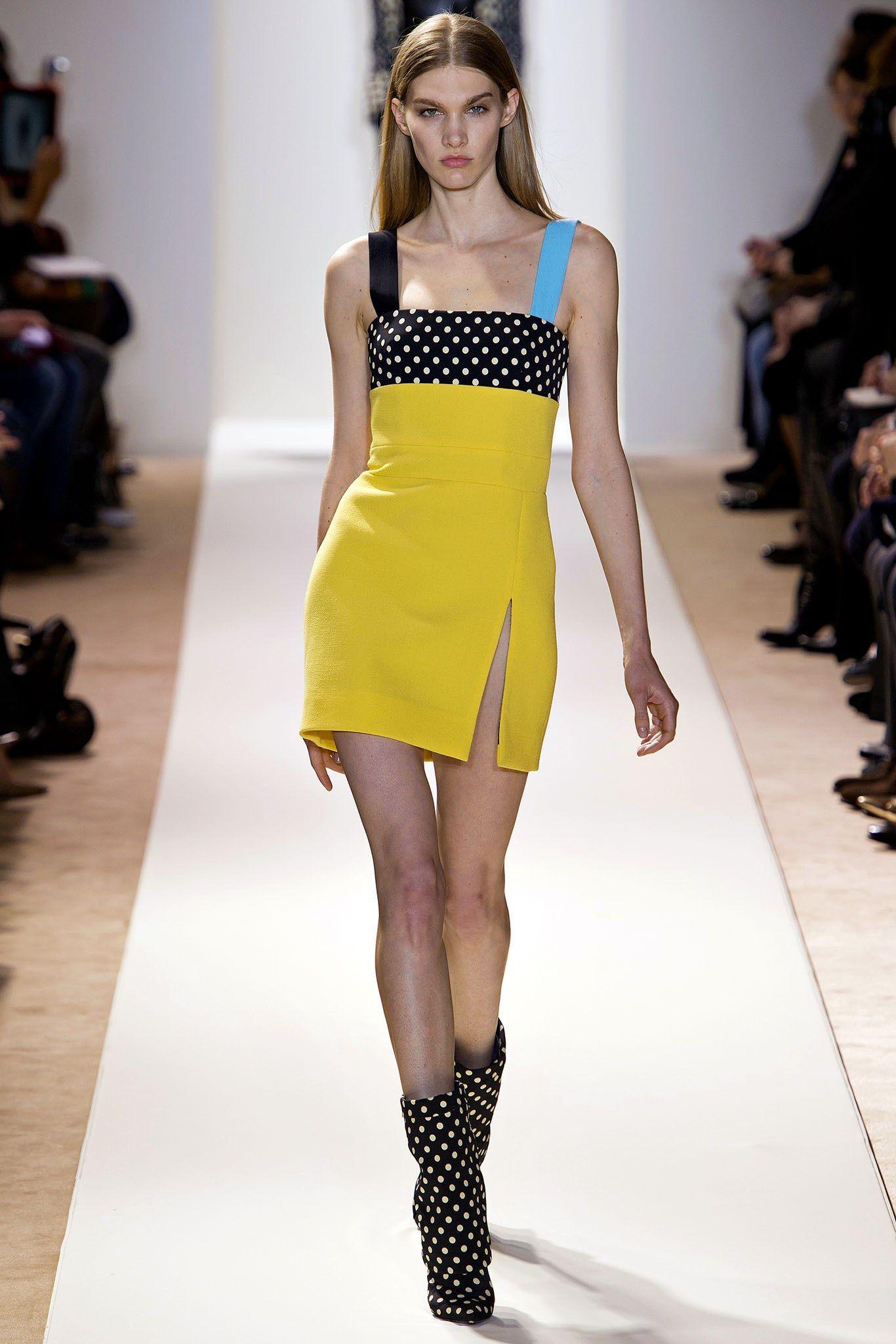 ungaro FallWinter 2013 Irina Nikolaeva Idées de mode
