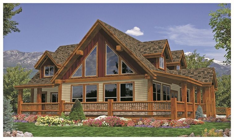 System Built Panelized Homes With Quality Controlled Framing Custom Homes Assembled In Days A System Built Pa Log Homes Prefab Log Cabins Craftsman Style Homes