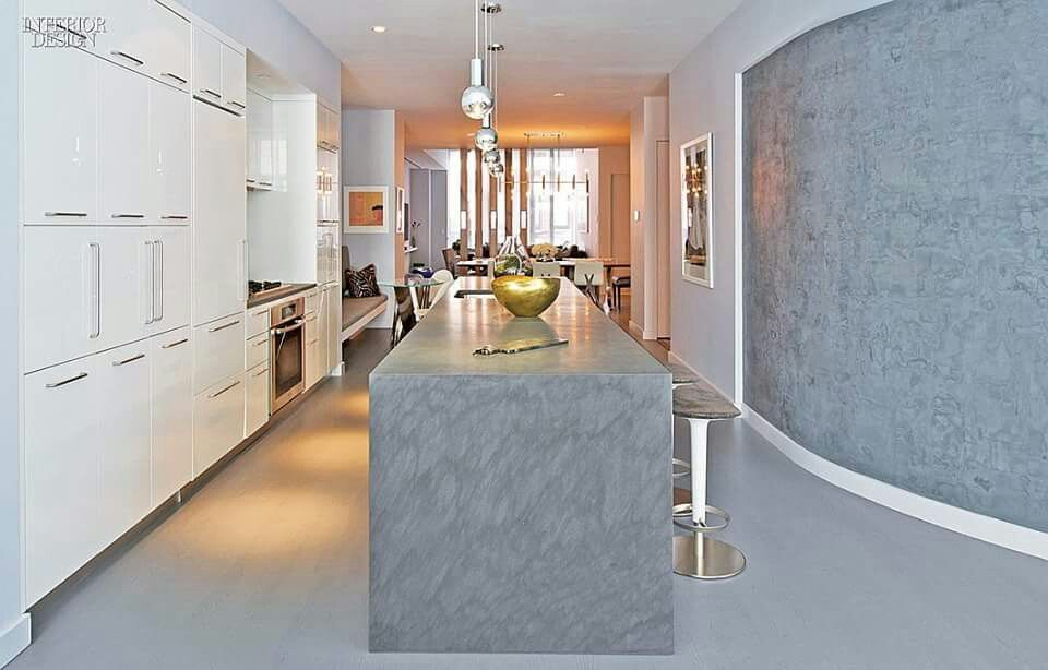 apartment kitchen  loft interior design interior design