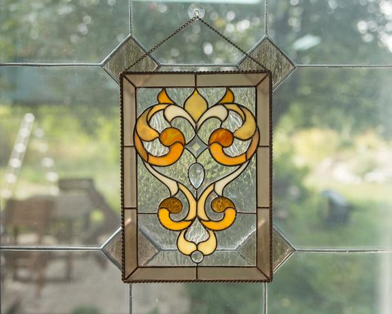Custom Stained Glass Window Panels.Pin On Products