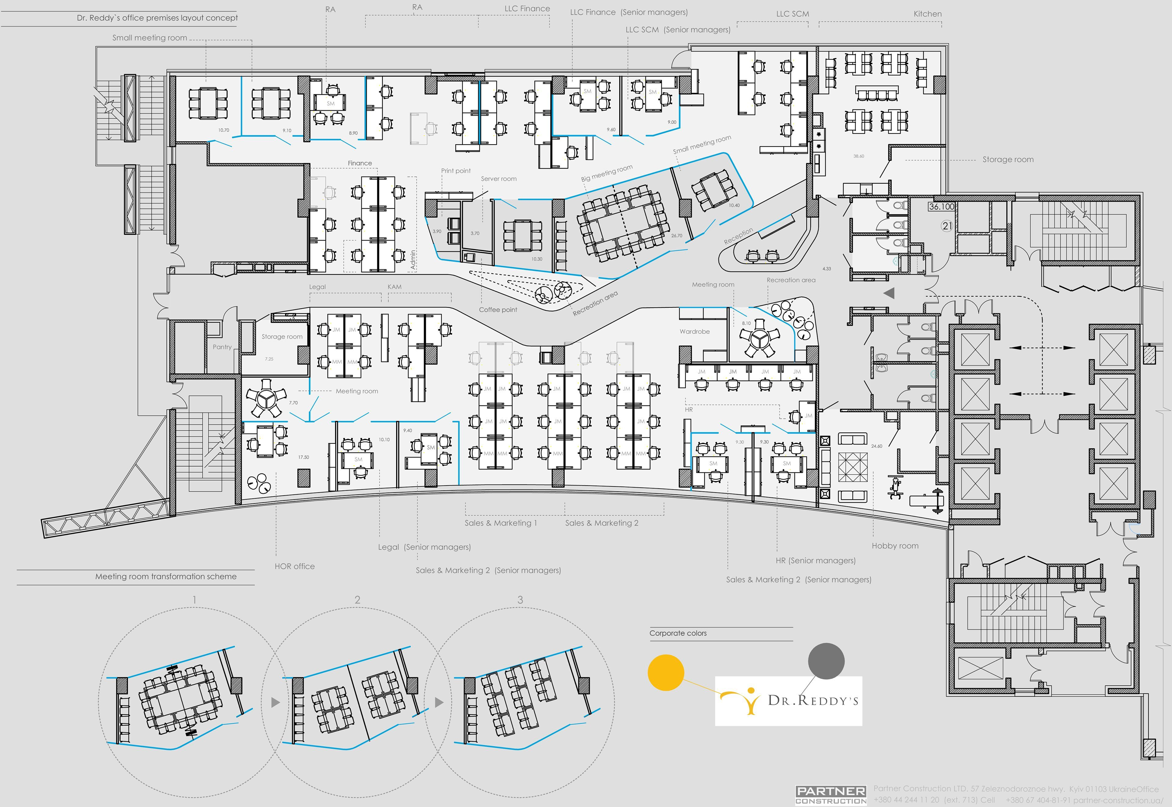 Office design concept | Office design concepts, Office ...