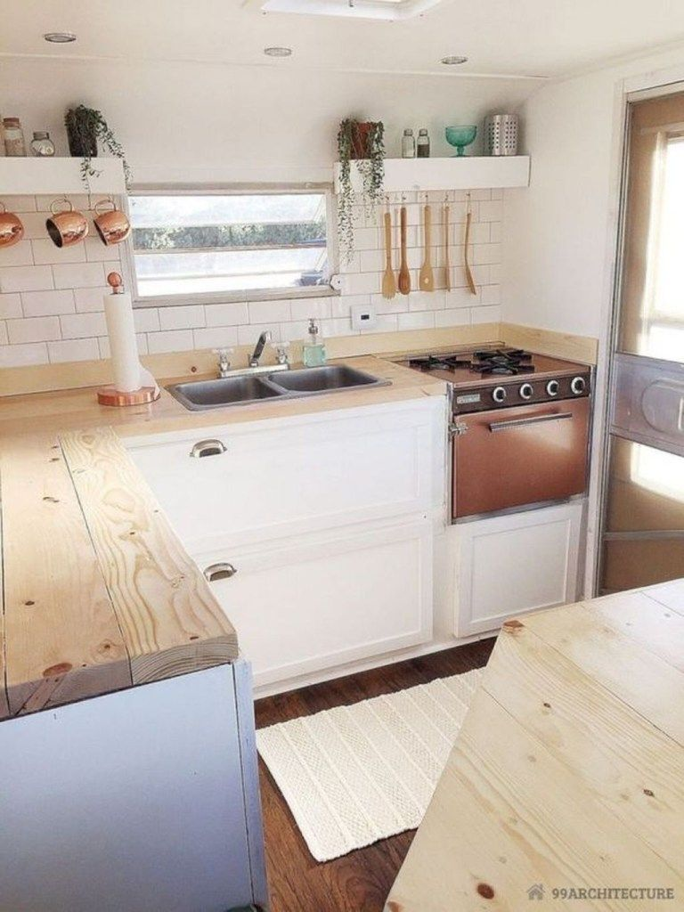 Creative Rv Camper Remodel Ideas You Will Love 10 | Wohnideen