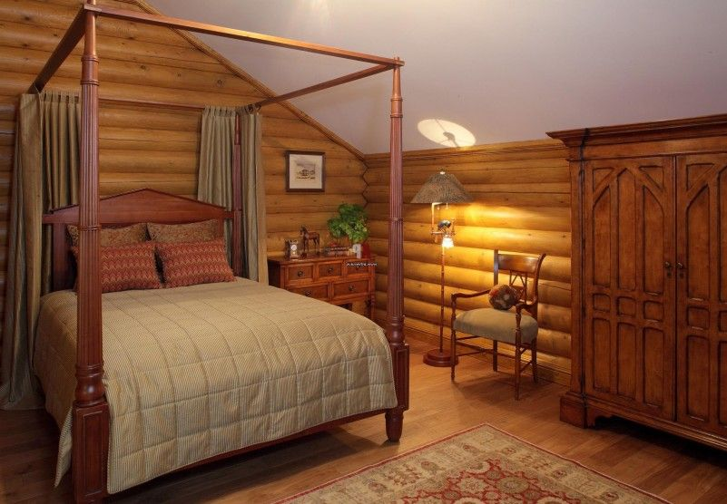 Bedroom Design Tools Brustic And Colonial Style Bedroom Design As Alternative Bedroom