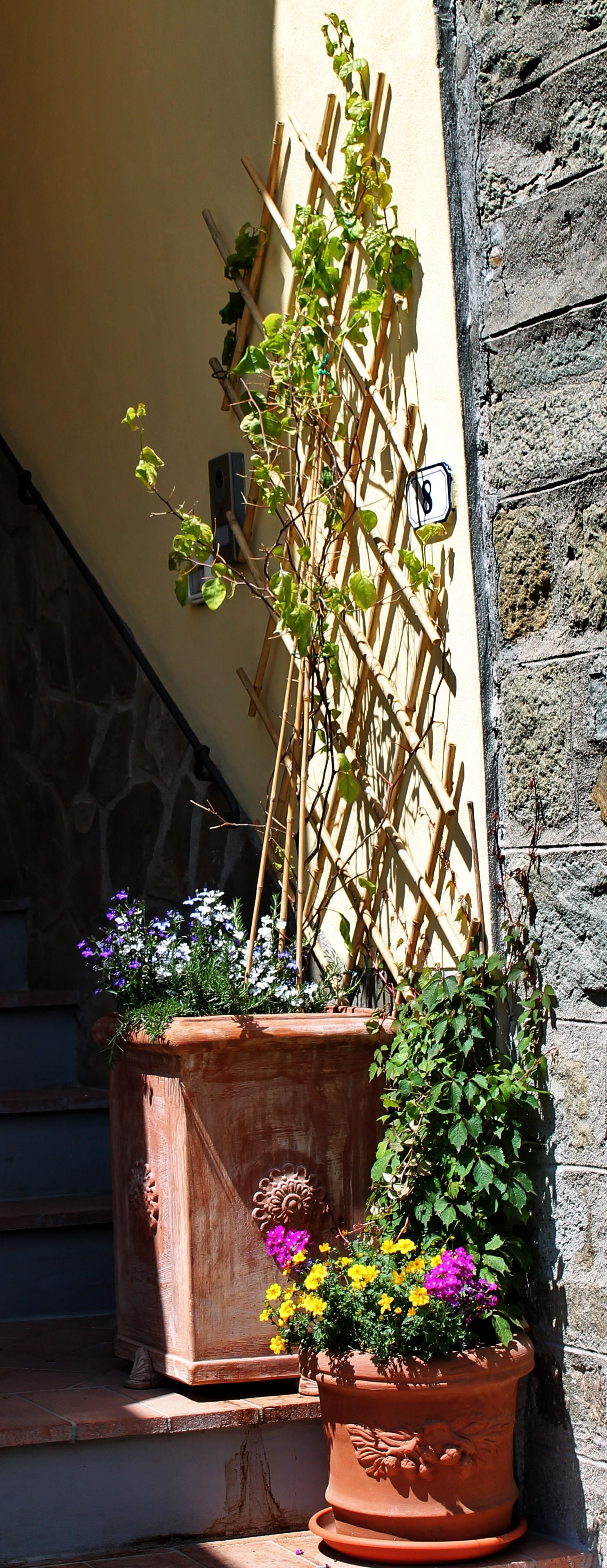 BAGNONE (Toscana) - Italy - by Guido Tosatto   gardening by the yard ...