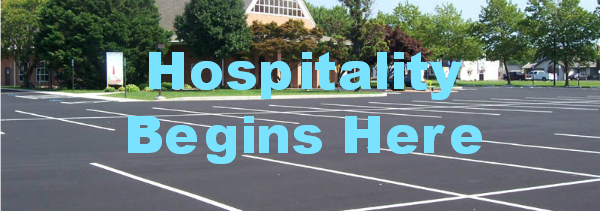 Video:Your Sermon Starts in the Parking Lot | Church ideas
