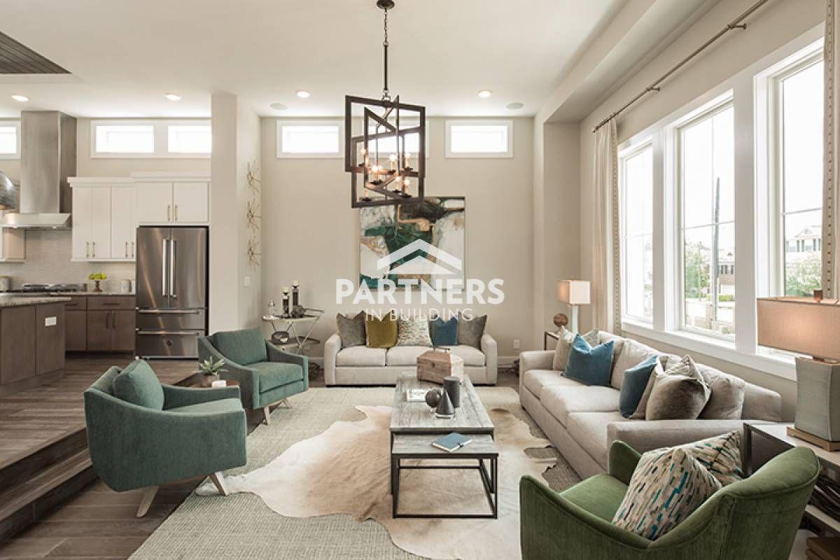 Custom Luxury Home Design Gallery   Partners in Building   Home ...