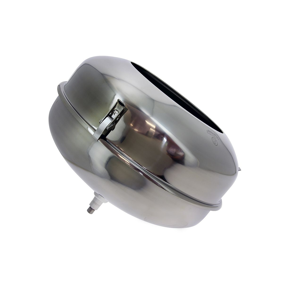 Debuyer confectionery enrobing panning attachment for