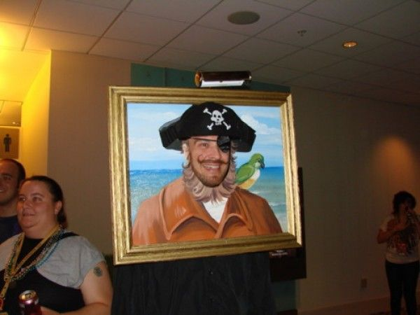 Spongebob Painty The Pirate Cosplay The Unique Best Cosplay Ever