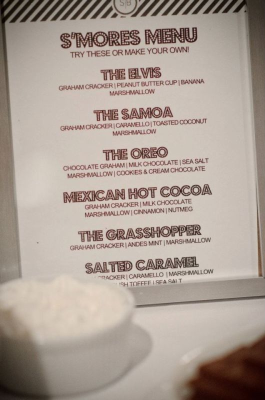 smores bar - fun for a night around the firepit for next summer and fall  when we have the back yard set up. - Smores Bar - Fun For A Night Around The Firepit For Next Summer And