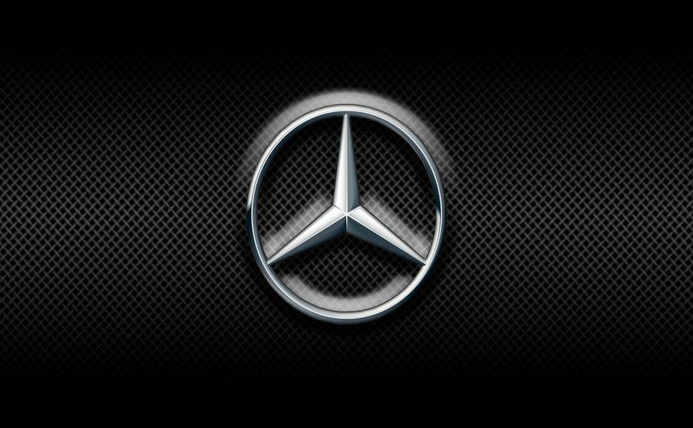 Mercedes Logo Hd Wallpaper Mercedes Logo Mercedes Benz Logo