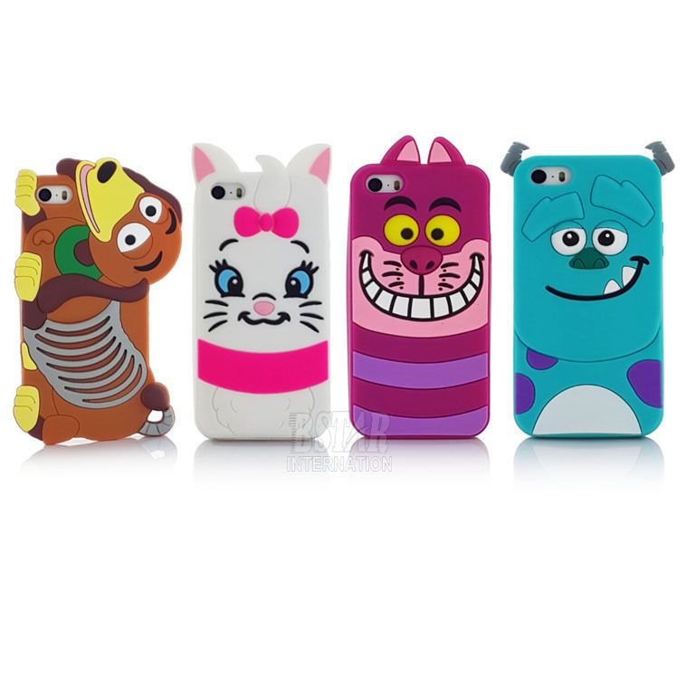 840a31ad0d5 Funda para Iphone 4 / 5 / 5s James Sullivan & Cheshire Cat ...