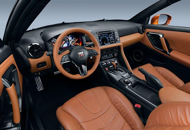 Nissan Gtr Interior >> 2017 Nissan Gt R Interior Dashboard Nissan Gt New