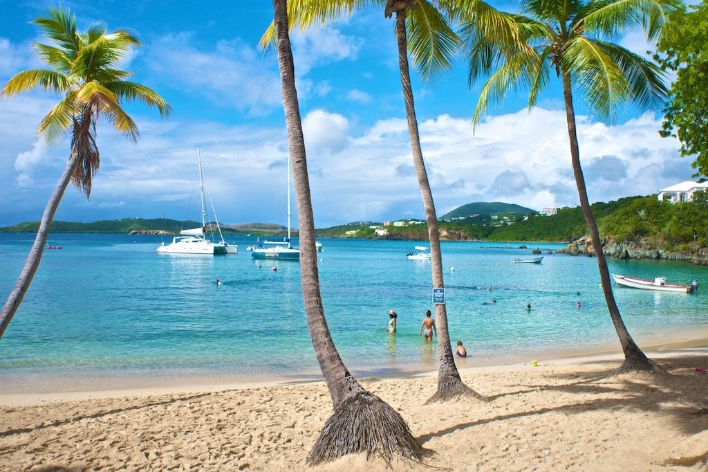 The Top 7 Beaches On St Thomas Caribbean Travel Blog Rumryan