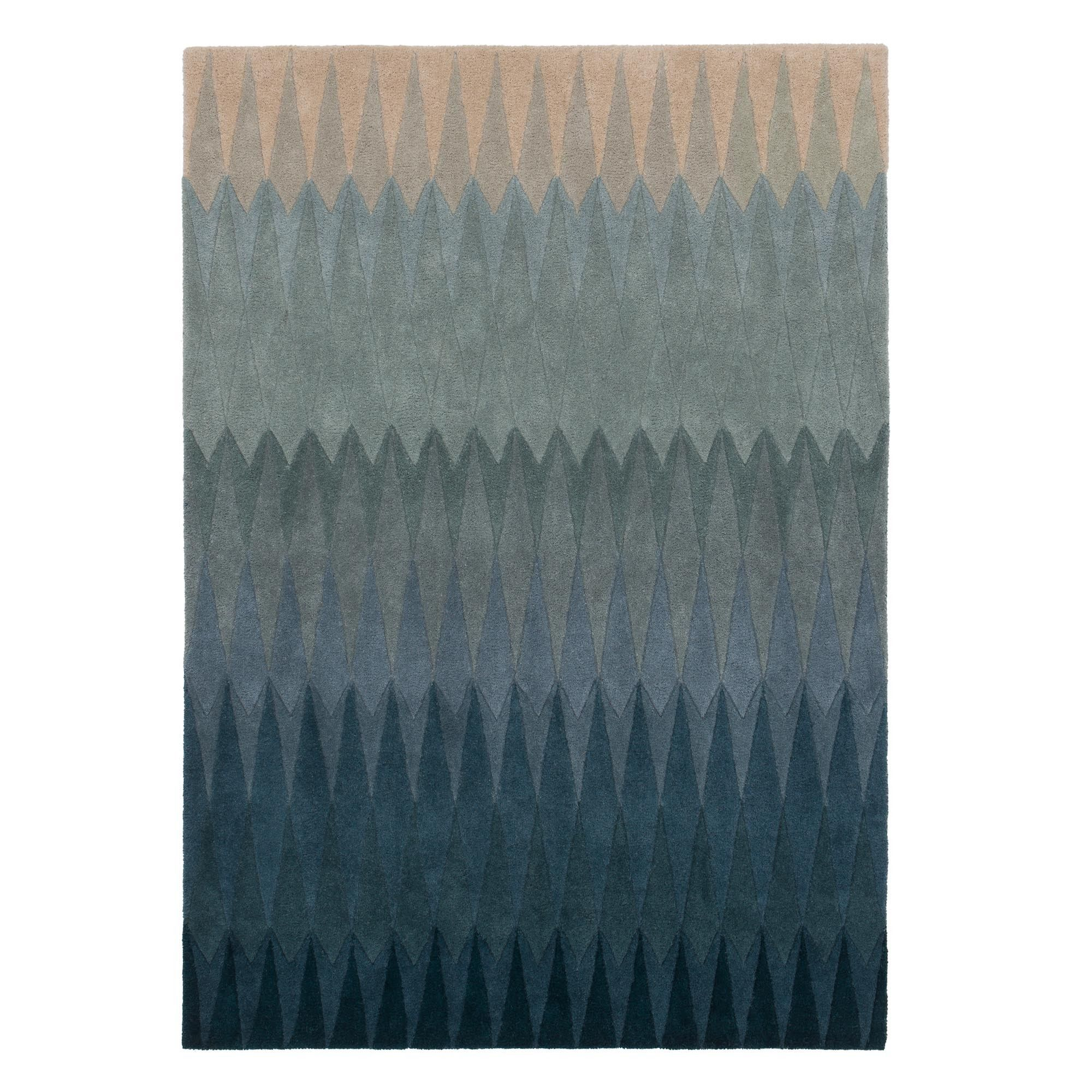 teppich karise minzgr n t rkis petrol 140x200 cm arch rugs pinterest teppich grau. Black Bedroom Furniture Sets. Home Design Ideas