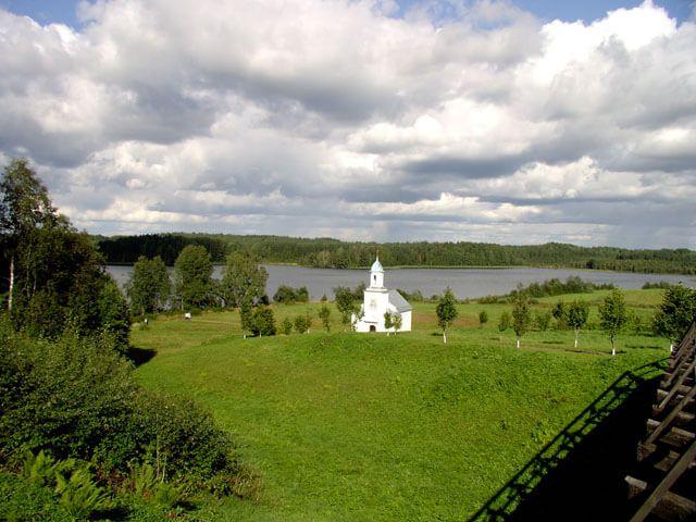 Паломник - Свирское-Сортавала-Валаам-Великий Новгород