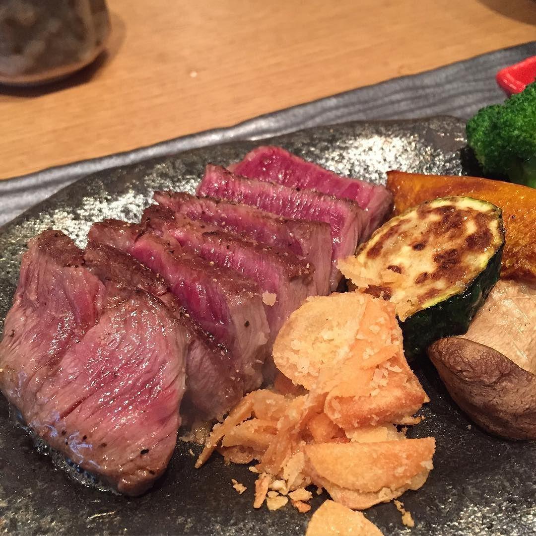 懷石鐵板牛排 懐石鉄板ステーキ Japan kaiseki steak  #ステーキ#ビーフ#鉄板焼き#懐石#kaiseki by huangihuapipi