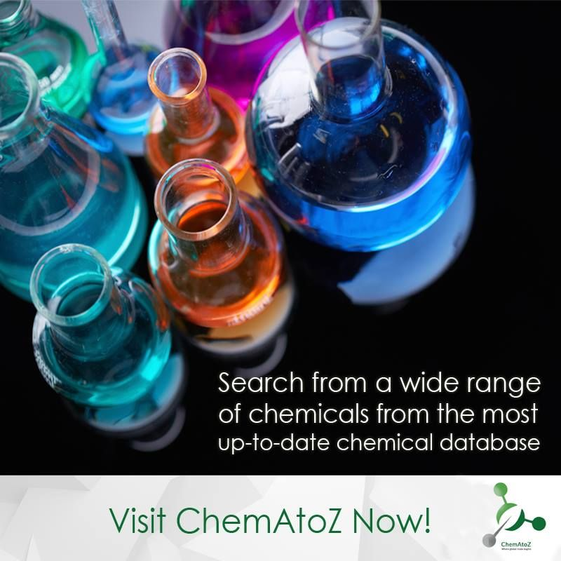 ChemAtoZ is a platform to facilitate pharmaceutical manufacturers